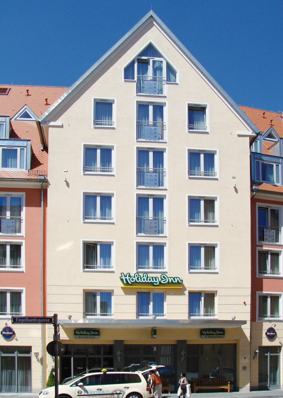 Holiday Inn in Nürnberger City